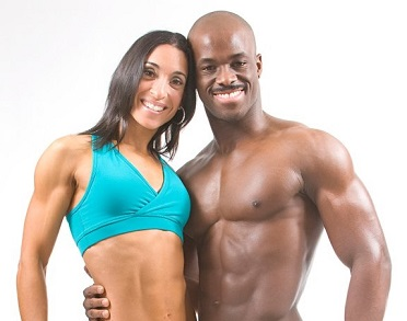 Competition photo of Dr. Kevin and Dr. Wendy