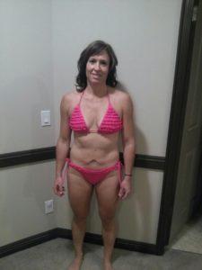 Mom Before Photo