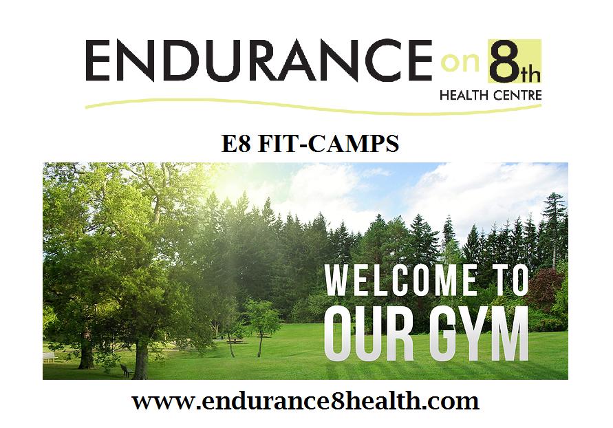 E8 Fitcamp banner