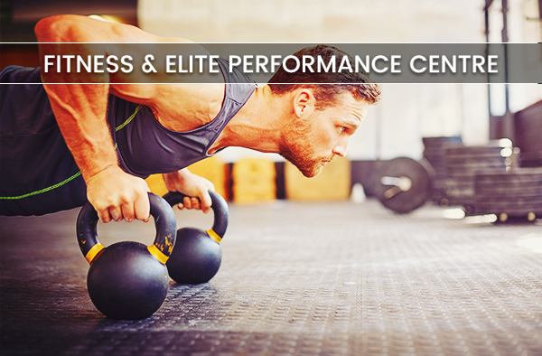 Man personal training at Endurance on 8th Fitness Performance Centre