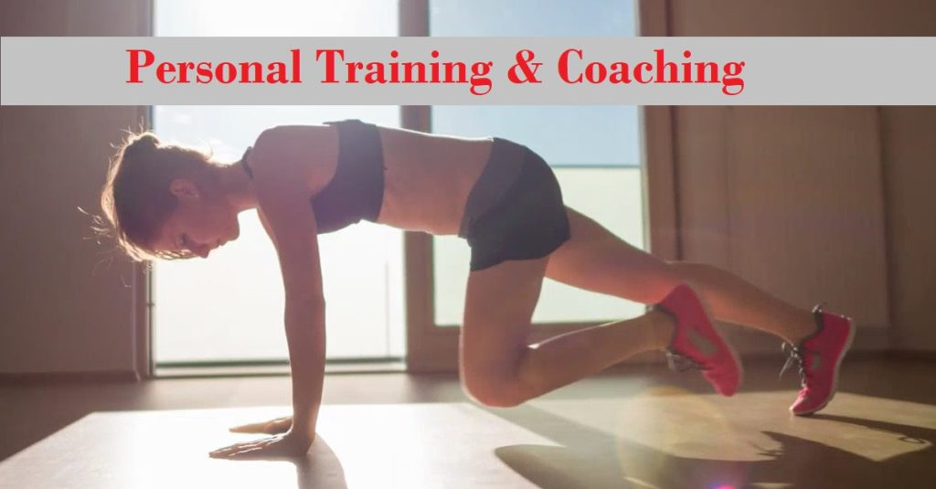 Personal Training Coaching Female