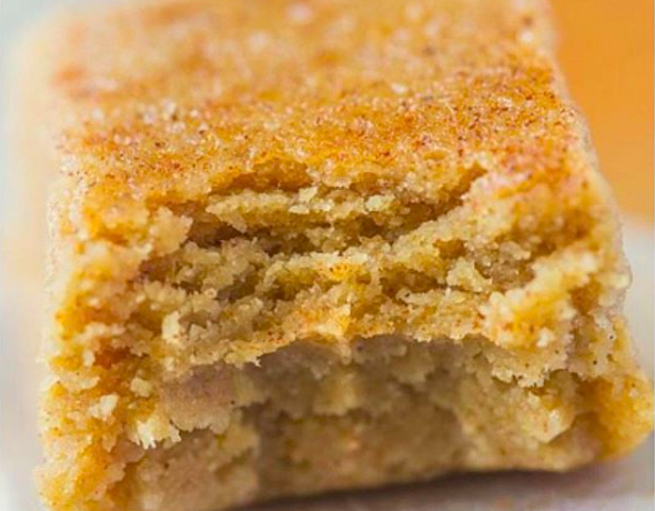 No Back Apple Pie Protein Bar Picture