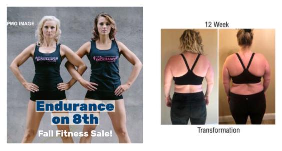 Fall Fitness Challenge Photo