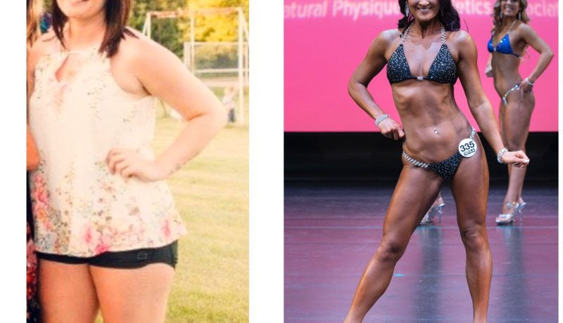 Physique Transformation 1
